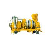 El medio ambiente mezcla de asfalto caliente móvil Planta mezcladora de tambor