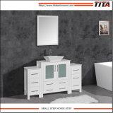 Bacia de cerâmica de montagem acima moderno mobiliário de banho T9164