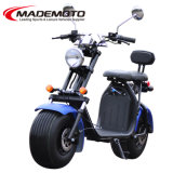 Scooter eléctrico 800W Scooter Citycoco CEE aprobó con Coc