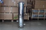 Flange Industrial de aço inoxidável do alojamento do filtro de cartucho de PP para a água