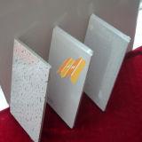 Les carreaux de plafond en fibre minérale/Panneaux de plafond en fibre minérale/fibre minérale plafond 595x595mm603*603
