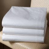 Lenzuola normali di tela del coperchio del Duvet dell'hotel di lusso del cotone (JRC350)