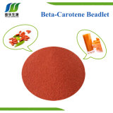 Perle CAS Nr. des Carotin-10%: 7235-40-7