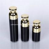 50ml, 30ml, 15ml OEM / ODM bouteille en plastique cosmétique de luxe Airless acrylique bouteille pour soins de la peau