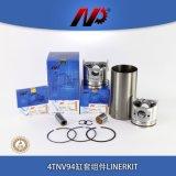 Гусеничный экскаватор комплект гильзы запасные части для дизельных двигателей Yanmar 4TNV94