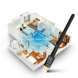 Двухдиапазонный беспроводной USB-адаптер WiFi вставлено с 802.11n/G/B антенны беспроводной сети LAN 802.11a/G/N/АС