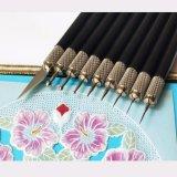 El papel DIY Piercing práctico kit de herramientas de corte relieve variado