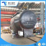 Anlieferungs-Tankerschlußteil des 3 Wellen 30-50 Cbm Massekohle Puders pneumatischer für Verkauf