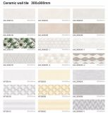 6D-Inkjet de Binnenlandse Ceramische Tegel van de Muur met Glanzende of Matte Oppervlakte