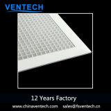Griglia di aria smontabile di alluminio di Eggcrate dei fornitori della Cina