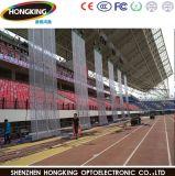 De hoge Vertoning van het Flintglas van de Kleur van de Definitie P7.81 Volledige/LEIDENE Transparante Transparante Vertoning Screen/LED