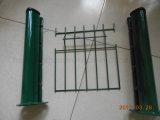 中国の製造の販売PVC上塗を施してある鋼線の網の塀のパネル(XMR184)