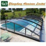 プールのための中国のよい価格の屋外アルミニウム望遠鏡機構