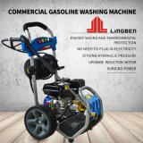9 lpm Elektrische benzinemotor hogedruk-waterstraalwagen Wasmachinereiniger