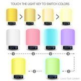 Controla la aplicación de altavoz de la luz de cambio de color