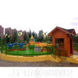 Venta caliente y el parque temático de alta calidad de fibra de vidrio Equipos de taza de café feliz paseos infantil tazas