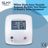 Laser professionale del diodo 980nm per la strumentazione vascolare medica di bellezza di rimozione del laser delle vene