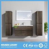 Casa de banho personalizados vaidades com armários lateral duplo e Lupa HS-B1106-900