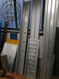 기계 장비 Supplierdubai를 형성하는 비계 Walkboard 직류 전기를 통한 바다 롤