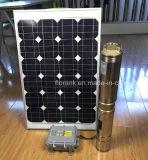 La energía solar de la bomba del pozo de agua, bomba solar