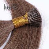 Het Bekwame Remy Menselijke Haar van de kleurstof 10 Duim I de Uitbreidingen van het Haar van het Uiteinde