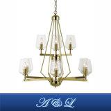 A&L nova temporada Lustre Design moderno e luz para a sala de estar