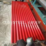 中国の製造業者のカラーによって塗られるPrepainted波形の屋根ふきのシート・メタル
