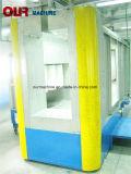 Elektrostatische Spray-Puder-Beschichtung-Maschine für Aluminiumprofil