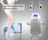 Material ABS Cryolipolysis RF cavitación belleza equipos para la pérdida de peso adelgaza