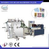 Het automatische Enige Natte Weefsel (VLAK TYPE) veegt de Verpakkende Machine van de Machine af