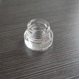 ガラス材料および貯蔵された機能ゆとりの構成の包装のガラス瓶の装飾的な子供の証拠のVap 5mlの子供の抵抗力があるガラス瓶
