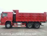 保証2年のの熱い販売HOWO 30t 6*4のダンプカートラック