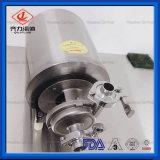 SS304 SS316L Pompe centrifuge de sanitaires en acier inoxydable
