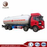 het Vullen van de Tanker van de Bobtail van de Vrachtwagen van de Post van de Tank van de Opslag van het Gas van het Propaan van LPG van 34.5cbm de 35.5cbm Mobiele Vrachtwagen van de Automaat van de Tank