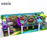 TUV Qualité la norme ASTM a approuvé les thèmes de la Jungle Soft Terrain de jeux intérieur pour les enfants jouer centre