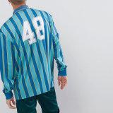 方法卸し売りカスタム長い袖のサッカーのジャージ