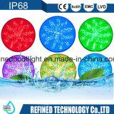 IP68 35W à LED RVB de lumière sous l'eau de piscine