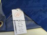 폴리에스테 스판덱스 가득 차있는 방법 뻗기 재킷 직물