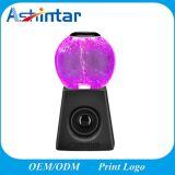 Светодиодный индикатор на открытом воздухе мини-гарнитуры Bluetooth воды танцы беспроводной динамик