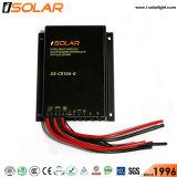 Certificación IEC doble brazo 20W Lámpara de LED Luz solar calle