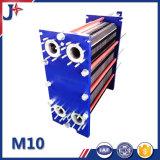 M6/M10/M15/M20/M30ステンレス鋼の熱交換器の版