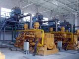 O ISO 9001 e 14001 aprovou o jogo de gerador do gás natural do quilowatt 200-1000/gerador do metano para a venda