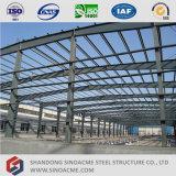 Sinoacme fabrizierte helles Stahlkonstruktion-Werkstatt-Gebäude