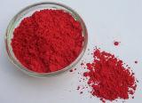 La inclusión de pigmento rojo