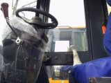 ローダーの製造業者の小型車輪のローダー