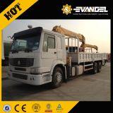 上Xcmクレーン10トントラックによって取付けられる移動式港クレーン