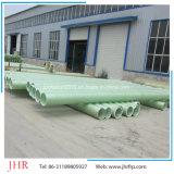 Plastica rotonda del tubo del tubo GRP delle acque luride di FRP