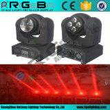 Doppelte Mini-LED Träger-Wäsche-bewegliches Hauptstadiums-Licht des Gesichts-