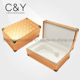 Made in China Wholesale Custom Wooden Wine Box para Armazenamento