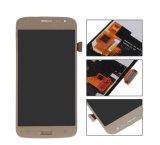 SamsungギャラクシーJ2表示またはタッチ画面の計数化装置アセンブリのためのタッチ画面LCD